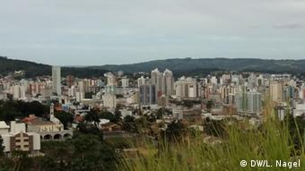 Brasilien Stadt Criciúma