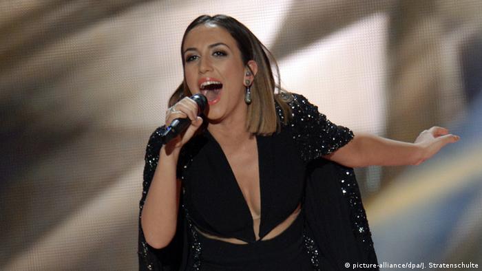 Элхаида Дани из Албании
