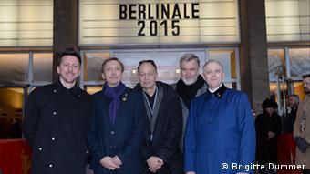 B-Movie: Lust & Sound in West-Berlin premiere. Copyright Brigitte Dummer