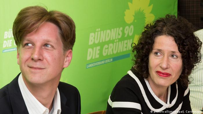 Deutschland Die Grünen Bericht zum Umgang mit Thema Pädophilie