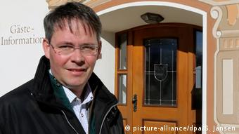 Thomas Schwarzenberger, Bürgermeister der Gemeinde Krün (Foto: picture-alliance/dpa/S. Jansen)