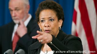 Генпрокурор США Лоретта Линч