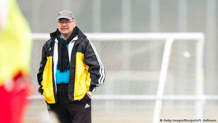 Klaus Schlappner Trainer China