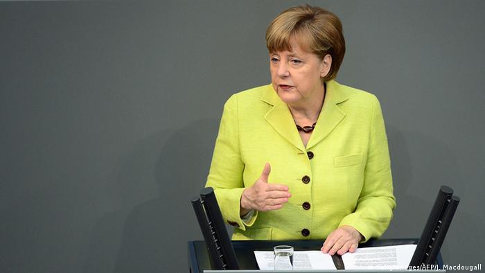 Deutsche Welle: Merkel nu dă nici o speranță Moldovei pentru aderarea la UE
