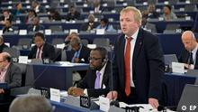 Arne Gericke Europaabgeordneter der Familienpartei