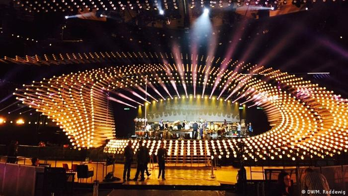 Percussive Planet at Eurovision, Copyright: DW/M. Roddewig