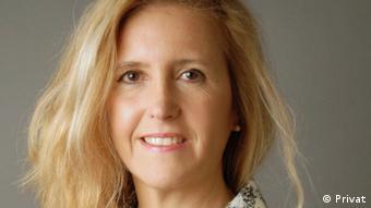 Mriana Llanos, politóloga del Instituto GIGA de Hamburgo.