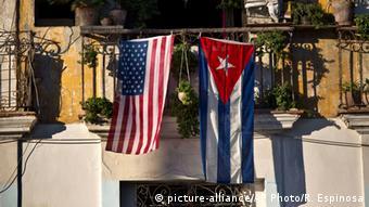 Symbolbild Verhandlungen Kuba USA