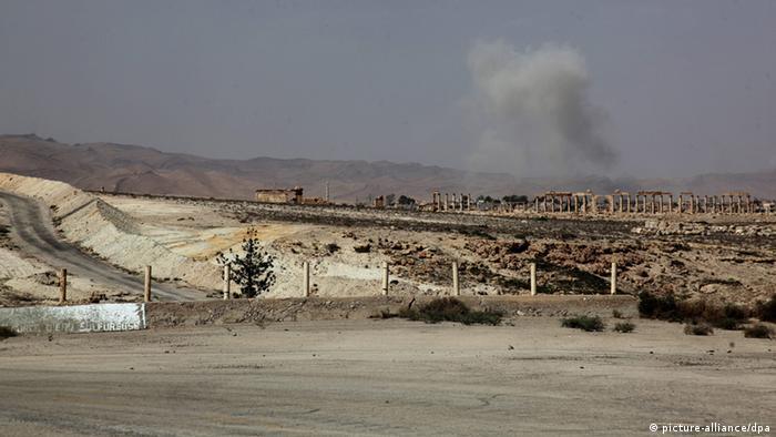 Syrien Kampf gegen IS