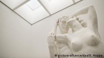 Artwork in the Pinakothek der Moderne. Copyright: Sven Hoppe/dpa