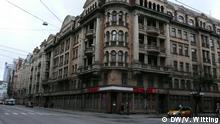 Fotos von Volker Witting aus Riga. Sie zeigen die ehemalige Geheimdienstquartier (heute - Museum).