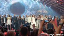 Eurovision Song Contest 2. Seminafinale in Wien