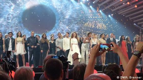 Объявлены результаты второго полуфинала Евровидения