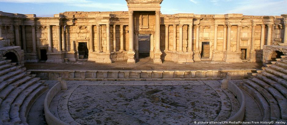Ataques foram próximos a ruínas greco-romanas, diz Observatório