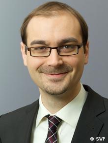 Nicolai von Ondarza, de la Fundación Ciencia y Política.