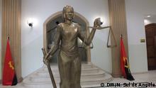 Angola Justiz Symbolbild