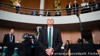 Berlin NSA-Untersuchungsausschuss Gerhard Schindler