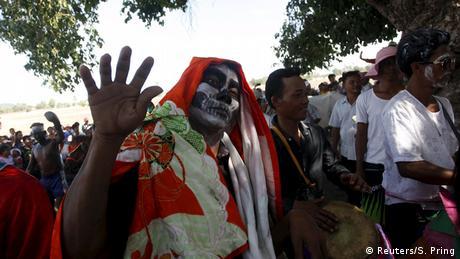Bildergalerie Kambodscha Fest zur Vertreibung der bösen Geister