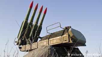 ЗРК Бук-2М (фото из архива)