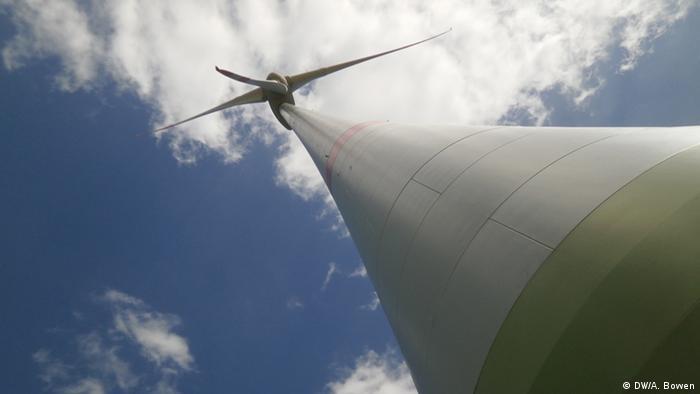 Najnovija turbina u Feldheimu