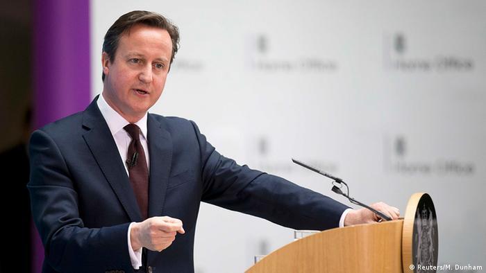 Cameron quer mais ações britânicas contra o ″Estado Islâmico ... 6a7fbe93ffba5