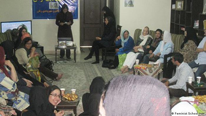 Iran Feministische Schule
