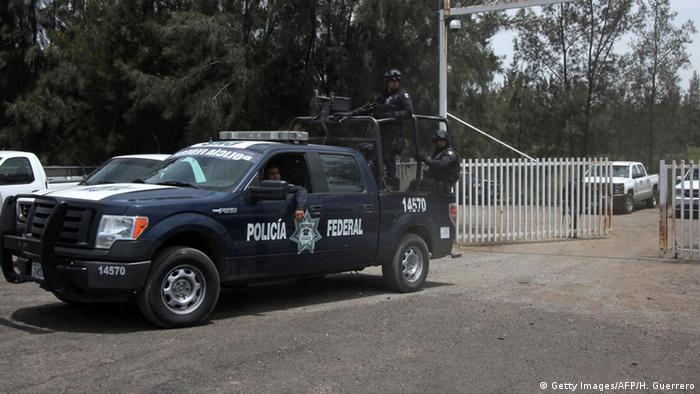 Efectivos del Ejército y la Policía Federal (foto de archivo), capturaron al segundo al mando de uno de los cárteles más poderosos de México.