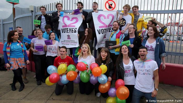Irland Referendum zur Homo-Ehe