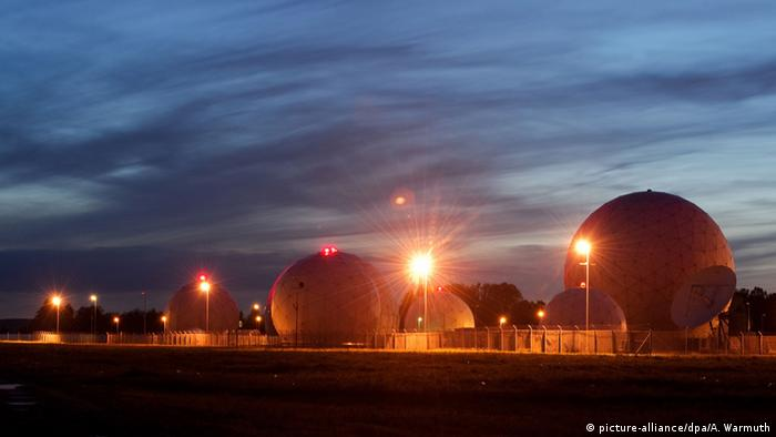 Germany′s intelligence community allegedly spied on friendly