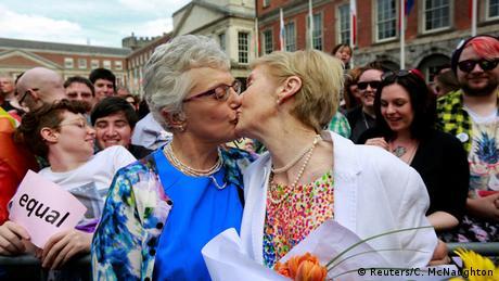 Referendum über Homo-Ehe in Irland