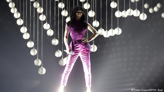 Österreich Eurovision Song Contest 2015 Conchita Wurst (Getty Images/AFP/D. Nagl)