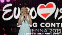 Österreich Eurovision Song Contest 2015 Russland