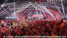 Österreich Eurovision Song Contest 2015 Bühne