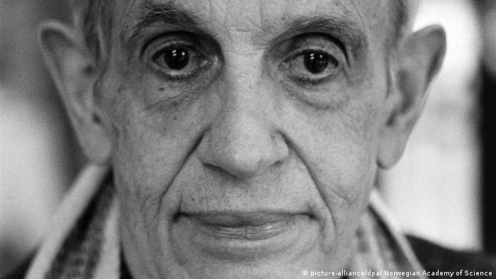 An undated handout picture provided by the Norwegian Academy of Science and Letters on 25 March 2015 shows US mathematician John Forbes Nash Jr