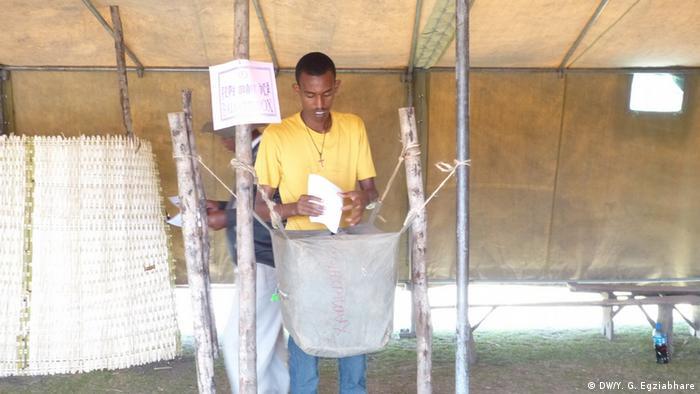Äthiopien Parlamentswahlen