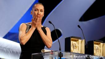 Cannes 2015 Preisverleihung Emmanuelle Bercot