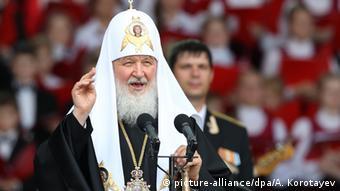 Patriach Kirill copyright: Artyom Korotayev/TASS