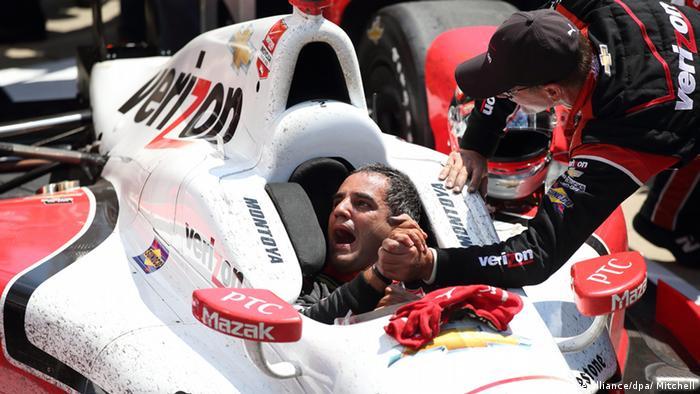 99. Indianapolis 500 Rennen Juan Pablo Montoya