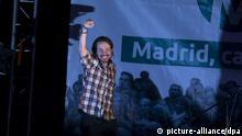 Wahlsieg Pablo Iglesias