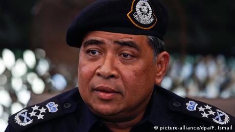 Malaysia Massengrab von Rohingya Flüchtlingen entdeckt Polizei Khalid Abu Bakar