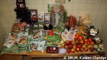 Erlangen Containern Lebensmittel