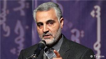 General Kassem Soleimani (Foto: Tasnim)