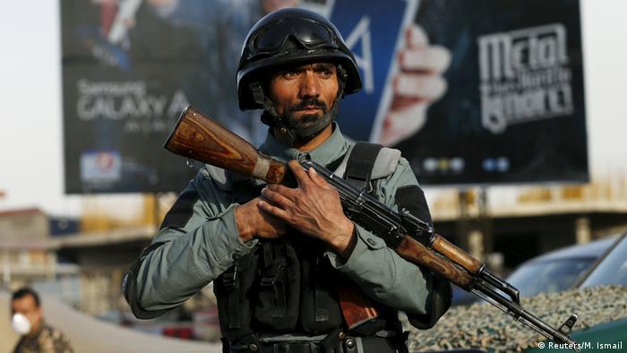 Symbolbild Anschlag Afghanistan