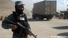 Symbolbild Anschlag Afghanistan (imago/Xinhua)