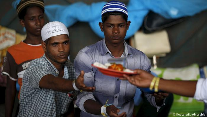 Indonesien Flüchtlinge Rohingya (Reuters/D. Whiteside)