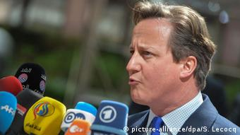 Ο Ντέιβιντ Κάμερον δεν ήταν σε θέση να μεταφράσει ακριβώς στα αγγλικά τι σημαίνει «Magna Carta»