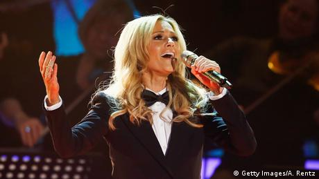 German Pop star Helene Fischer