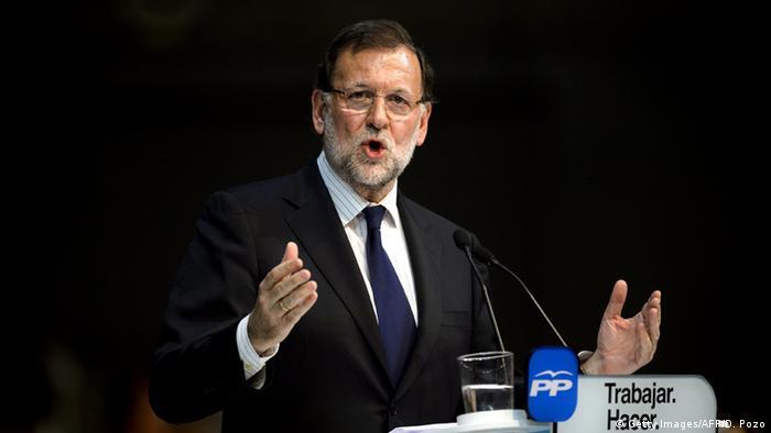 Spanish PM Mariano Rajoy (Photo: DANI POZO/AFP/Getty Images)