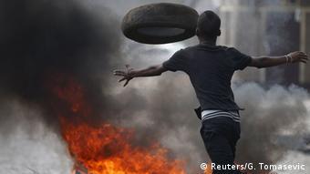 Depuis les manifestations contre le troisième mandat de Pierre Nkurunziza, 387.000 Burundais ont fui le pays selon l'Onu