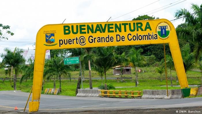 Kolumbien Buenaventura